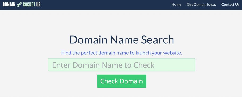 domain-rocket